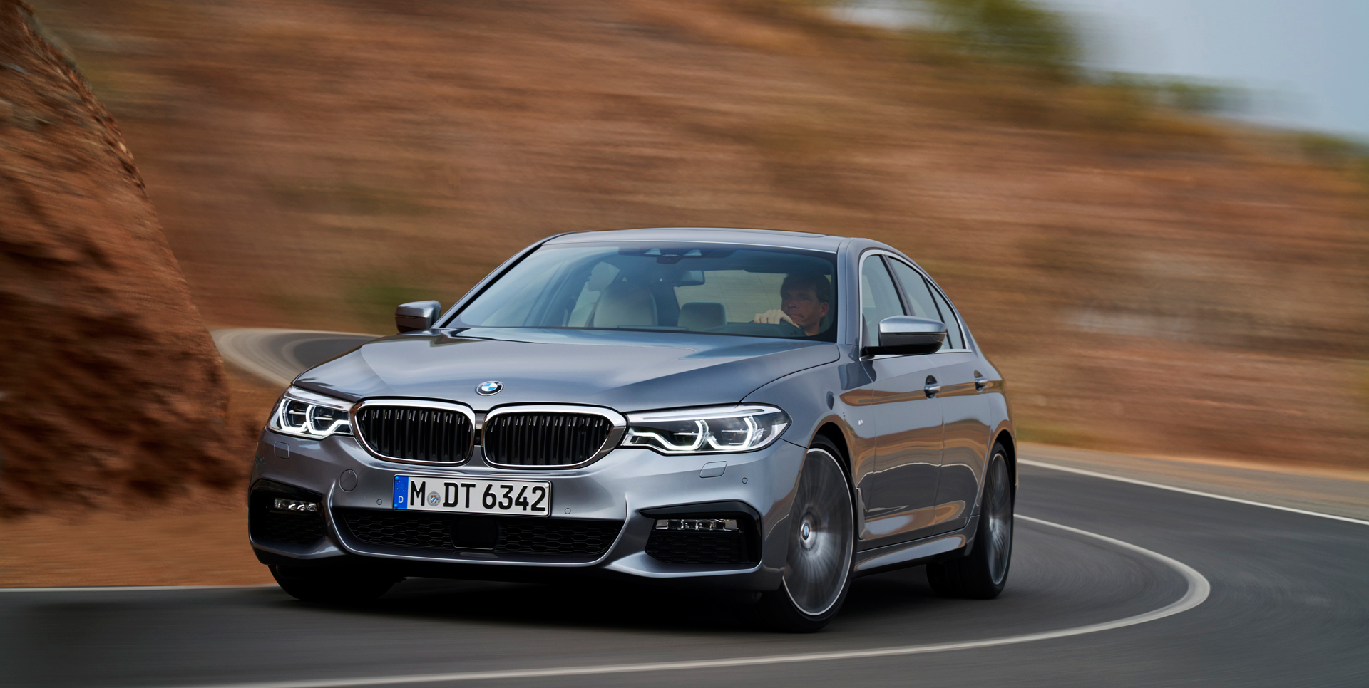 BMW Magazine | The all new BMW 5 Series Sedan