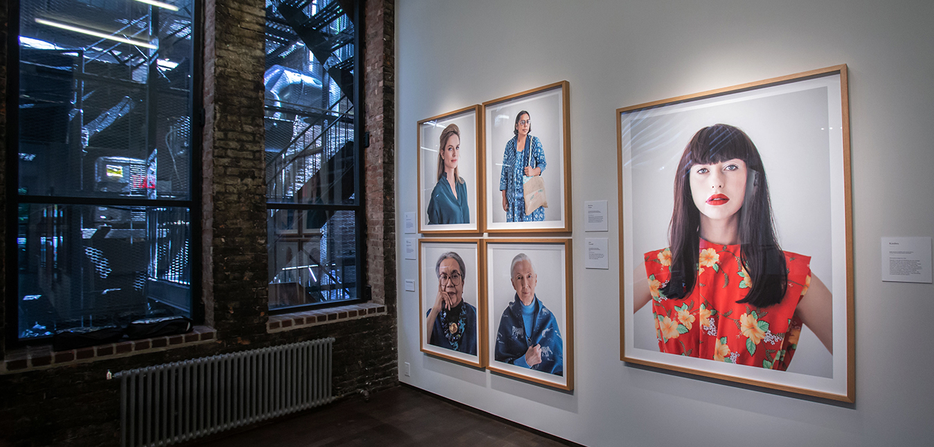 "BMW Group debuts an Exhibition Celebrating ""200 Women Who Will Change the Way You See the World"" in New York and Germany"