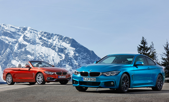 What you need to Know about the All New BMW 4 Series