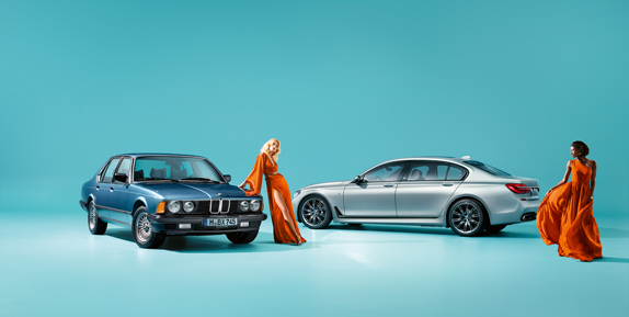 BMW celebrates 40 years of the 7 Series with a New Special Edition