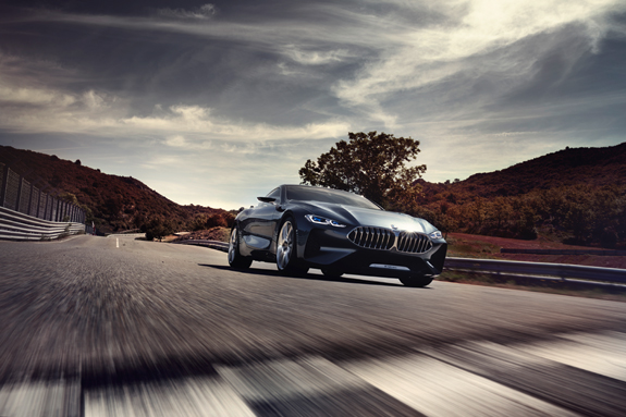 "BMW Concept 8 Series Coupe: THE TRUE MEANING OF ""A DRIVER'S CAR"""