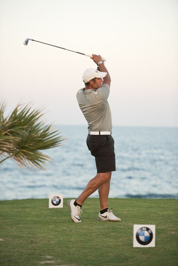 BMW Golf Cup International completes its 21st tournament in Egypt