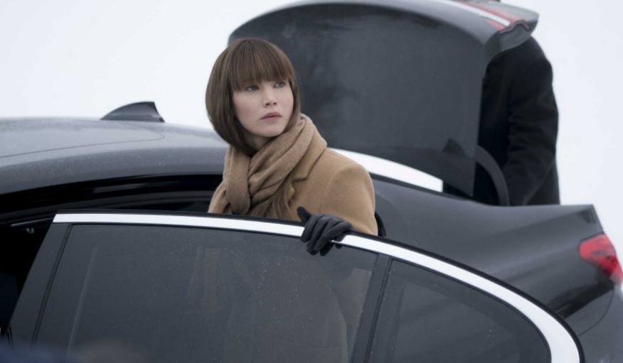 BMW 7 Series Makes Iconic Appearance in Red Sparrow with Jennifer Lawrence