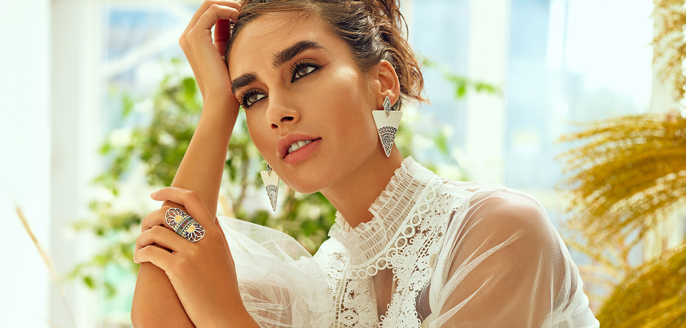 Azza Fahmy Jewellery extends the 'Gypsy' to Fashion Collection