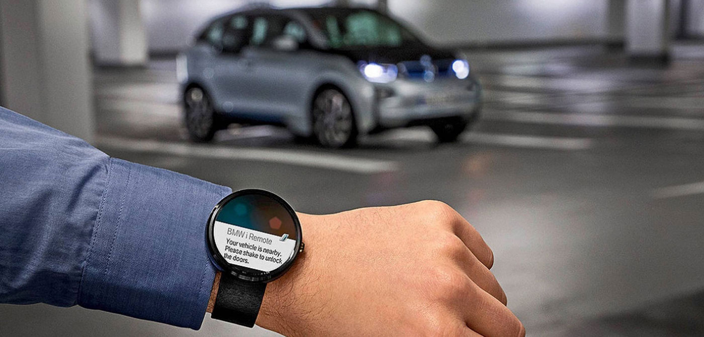 BMW & Fossil Collaborate on Launching Branded Smart-Watches
