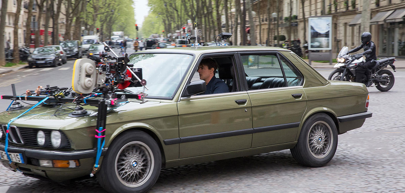 The Reason Why the Classic BMW 5 Series is One of the Best Car Chases Ever in Mission: Impossible Fallout