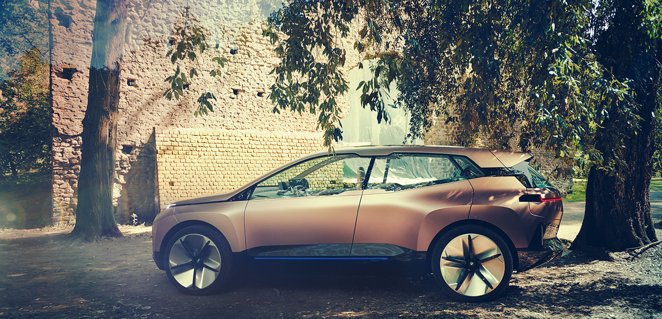 A Glimpse on BMW Vision iNEXT... A symbol of a New Era