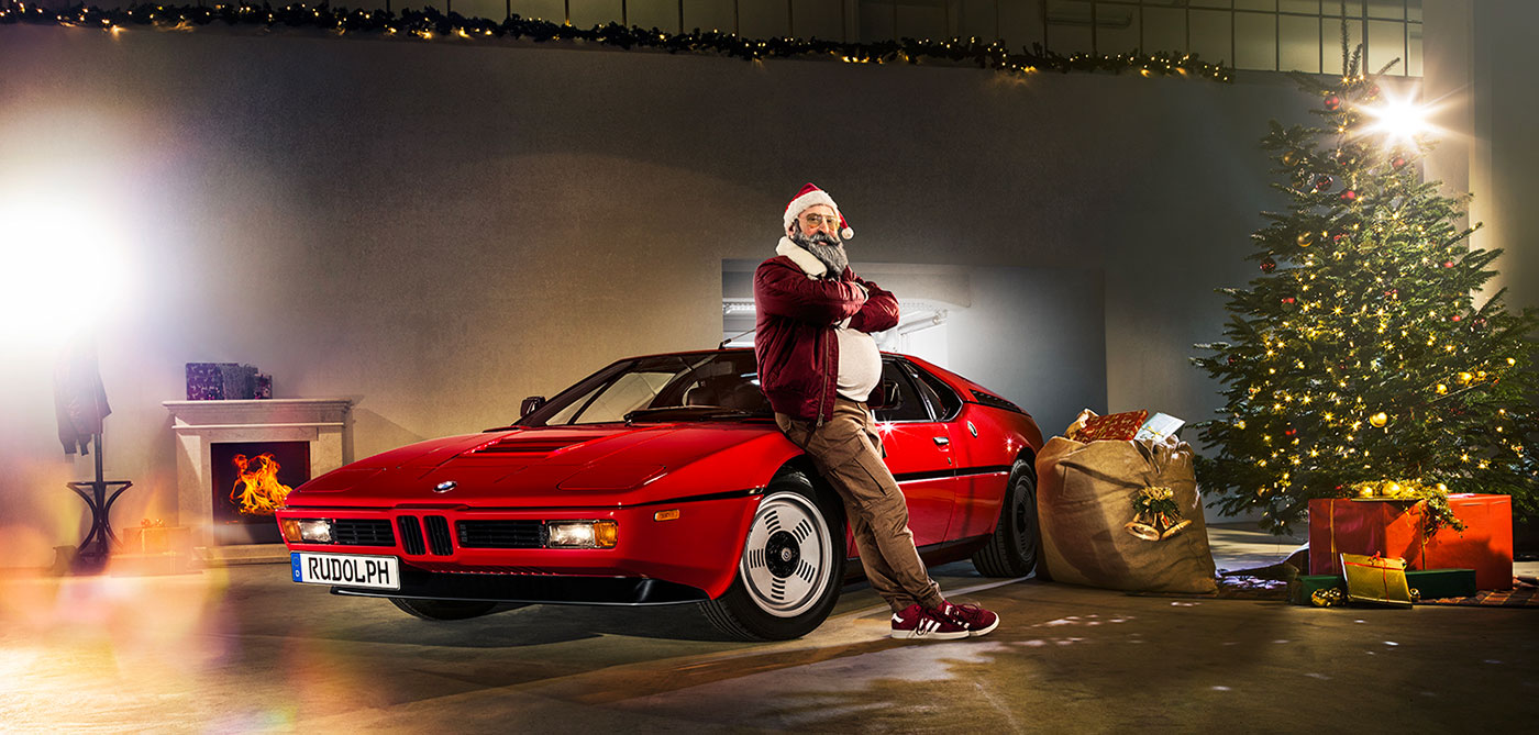 BMW Group Classic collected two of the most important trophies at the Corporate Media & TV Awards in Cannes with its video homage to the BMW M1 presented 40 years ago.