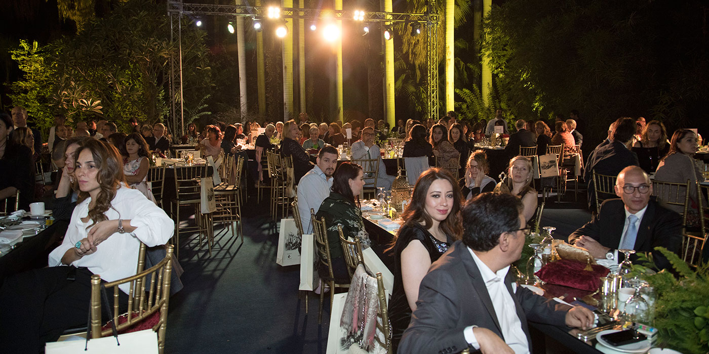 Bavarian Auto Group partners with Art D'Egypte's recent exceptional cultural event in Cairo