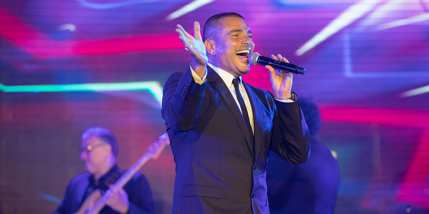 The Bavarian Auto Group celebrates its 15th anniversary with a live performance by Amr Diab