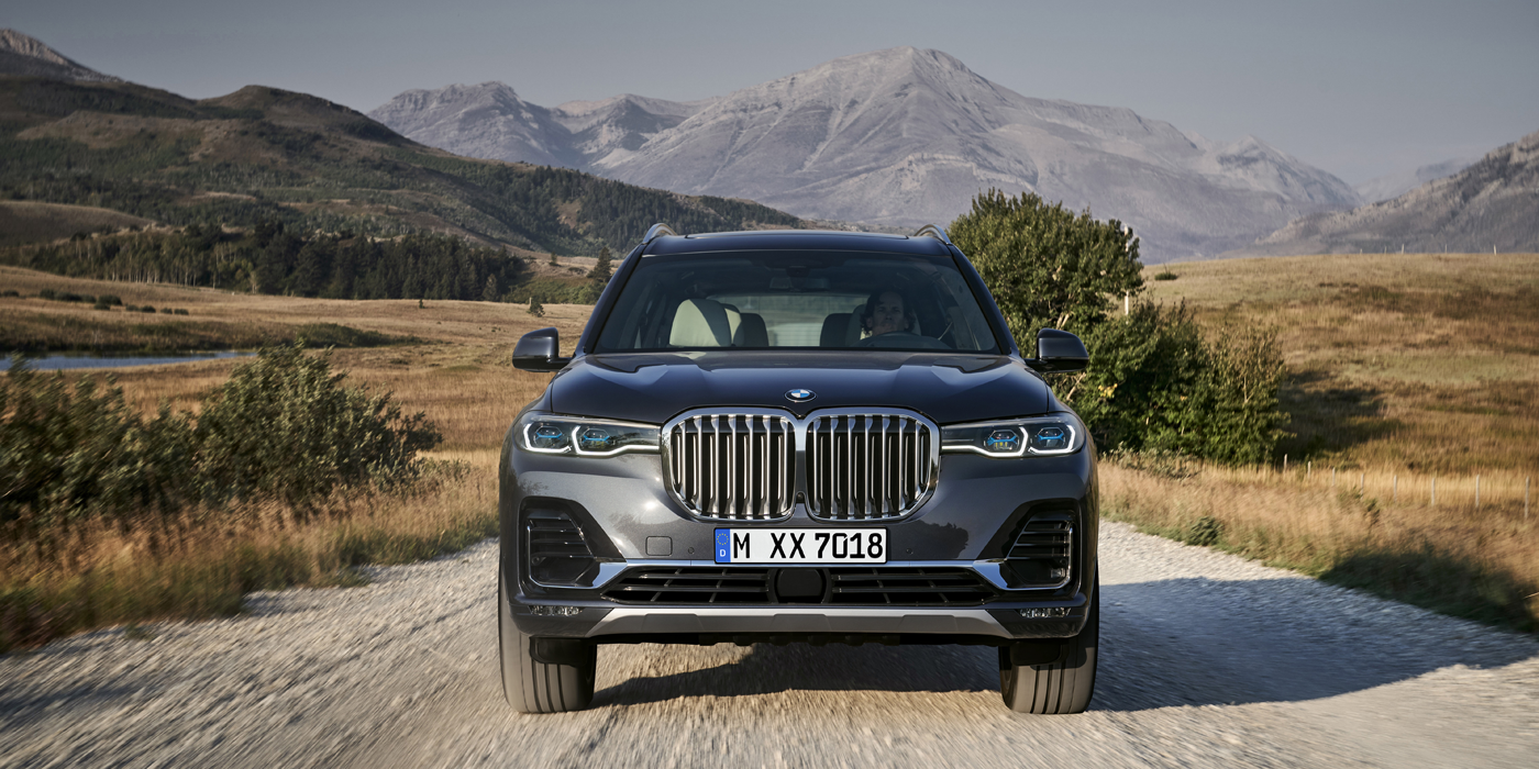 10 Interesting Facts about the One and Only BMW X7  Innovation