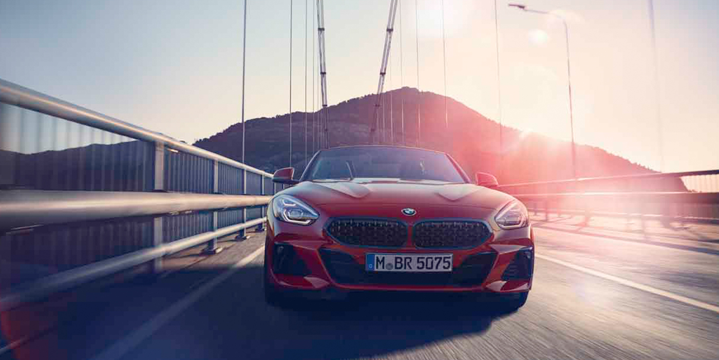 Bavarian Auto Group officially unveils BMW Z4 for the first time in Egypt