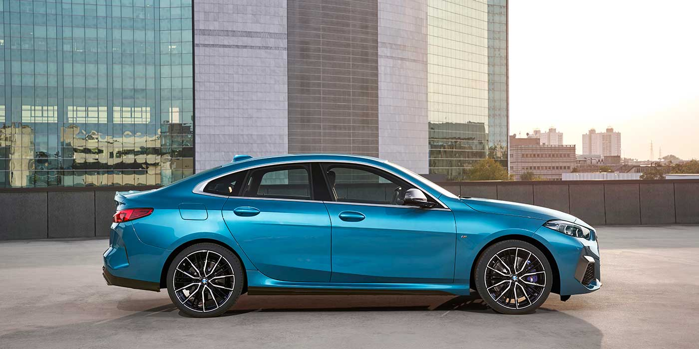 Know All about The First-Ever 2 Series Gran Coupé