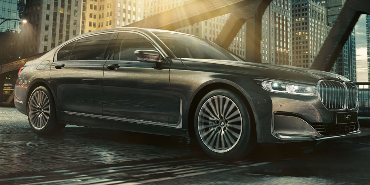 New Version of BMW 7 Series Redefines Luxury in Egypt