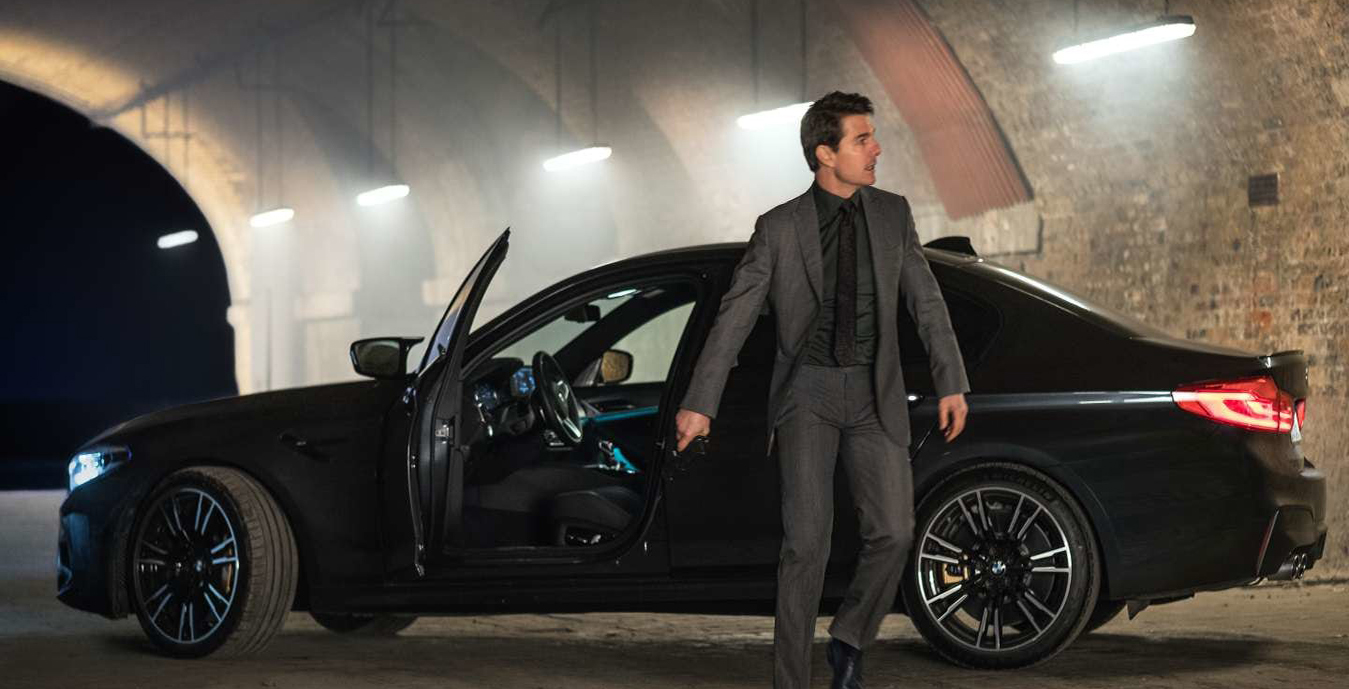 "BMW the Exclusive Worldwide Automotive Partner of the next Legendary Action Film Franchise ""Mission: Impossible – Fallout"""