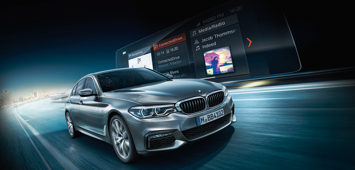 "BMW 5 Series Wins in ""Best Cars Award"""