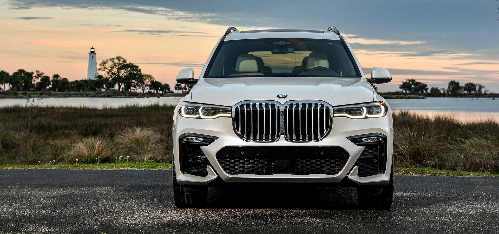 THE BMW X7, The SAV of the luxury class