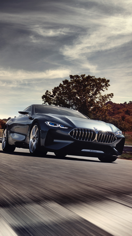 BMW Concept 8 Series Coupe