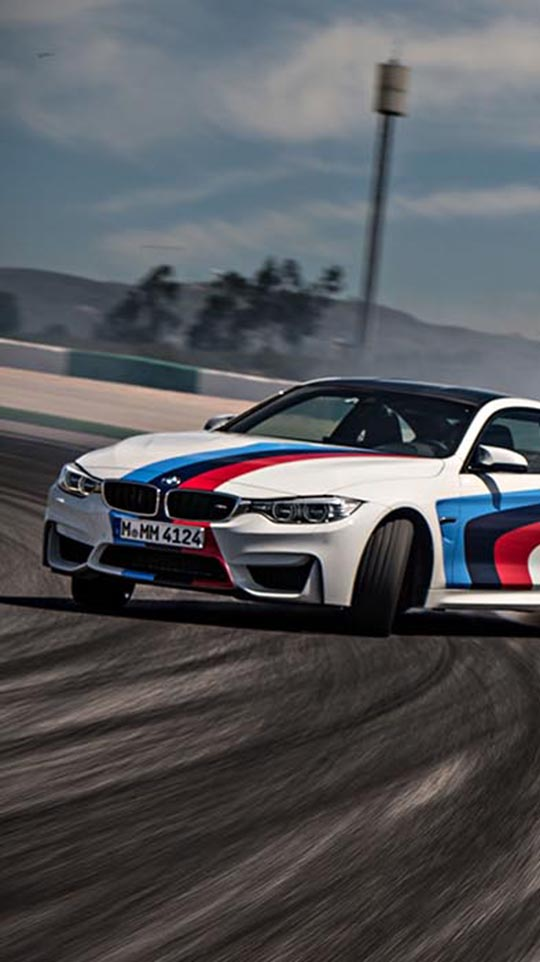 BMW 4 Most Outstanding Drifts of All Time
