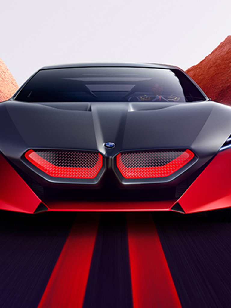 BMW Vision M Next: A Statement for the Driver