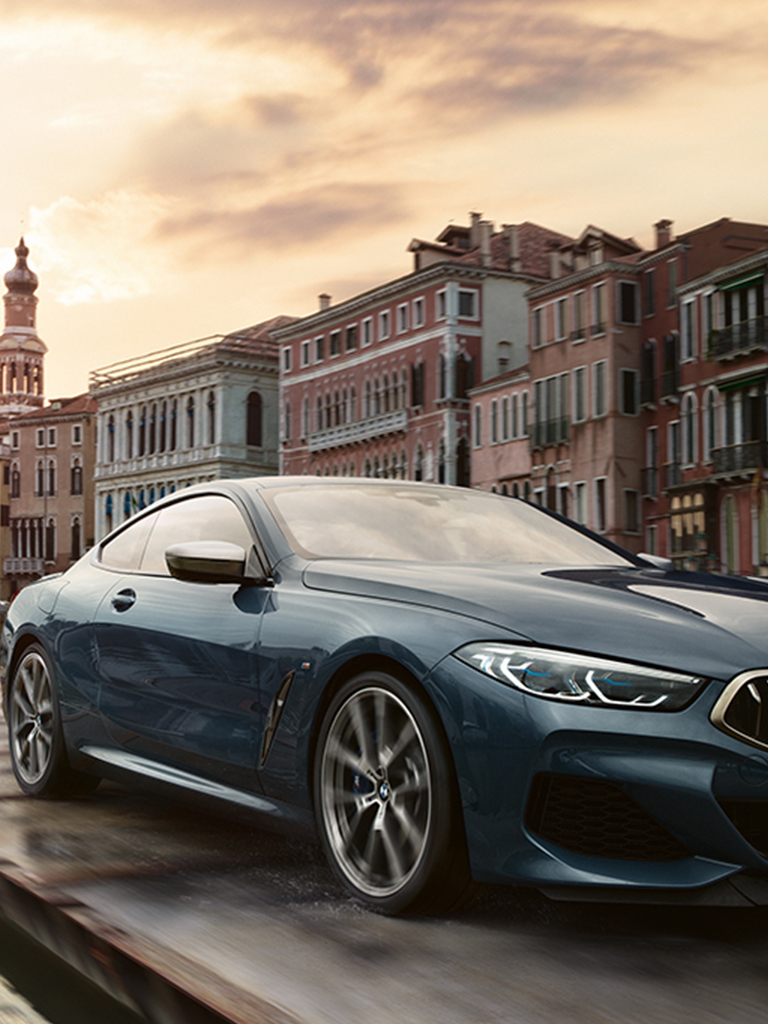 All you need to know about the BMW 8 Series  Coupé and Convertible.