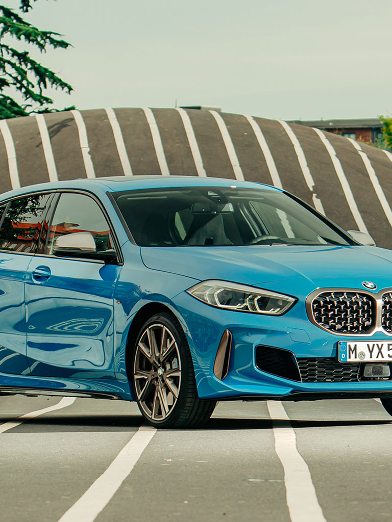 Bavarian Auto Group introduces the all-new BMW 1 Series with front-wheel drive for the first time in Egypt