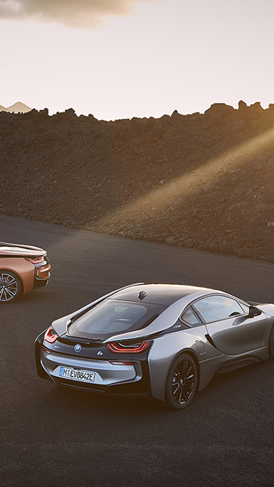 All About the new BMW i8