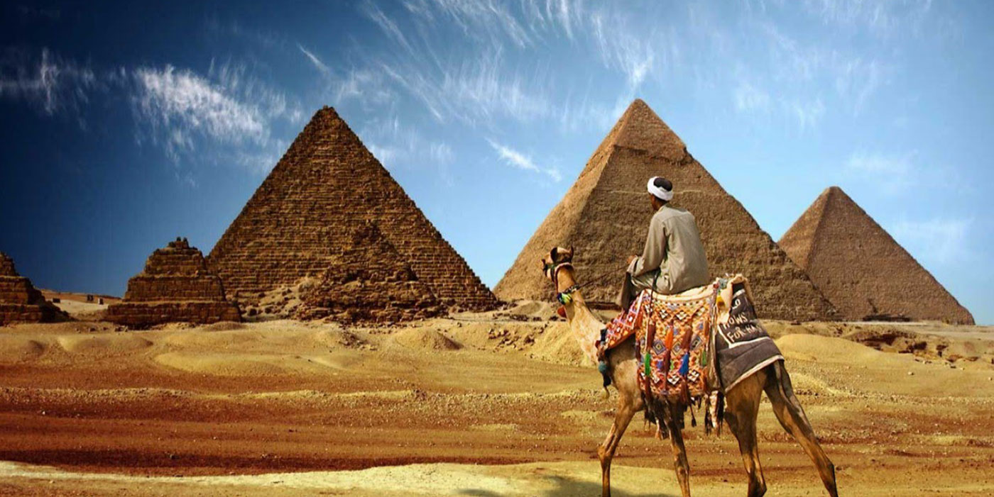 Egypt becomes the top destination