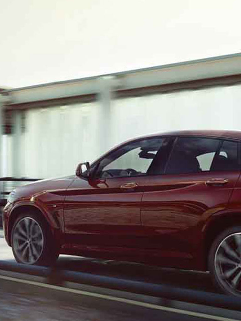 Know All About The All-new BMW X4!