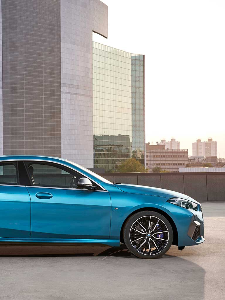 Know All about The First-Ever 2 Series Gran Coupé.