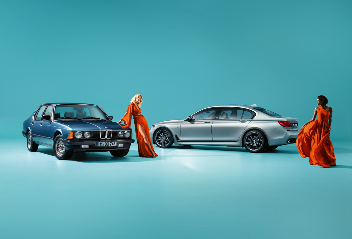 BMW 7 Series New Special Edition